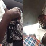 Hombre masturbándose en autobús dice ser buscado por el gobierno del estado de Lagos (ver video)