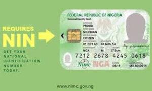 Registro de NIN extendido por 2 meses según una orden judicial