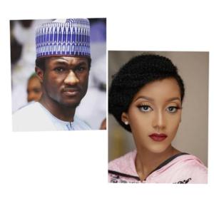 Cerca.  El hijo de Buhari, Yusuf, se casará con la princesa Kano