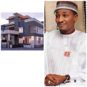 El sobrino del presidente Buhari muestra su nueva mansión en Abuja