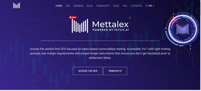 Revisión de Mettalex