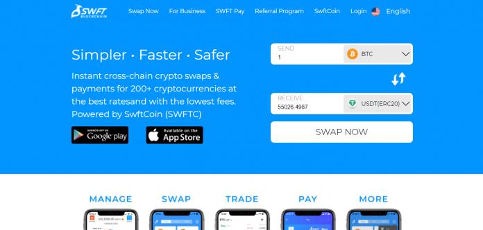 Revisión de Swftcoin