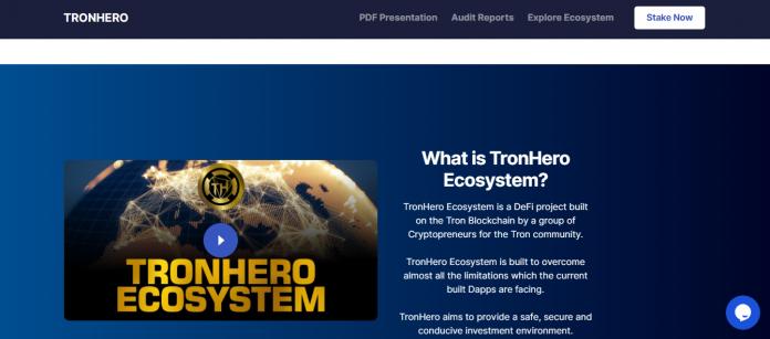 Revisión en vivo de Tronhero