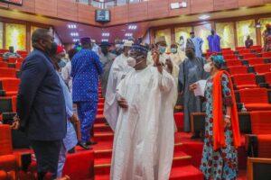 Foro de Senadores del Sur contra la Secesión, No a la Nación Yoruba y la República de Biafra