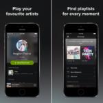 Spotify para iOS actualizado con soporte CarPlay