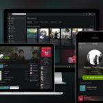 Spotify para iOS actualizado con una interfaz de usuario renovada, su música y una funcionalidad de navegación mejorada