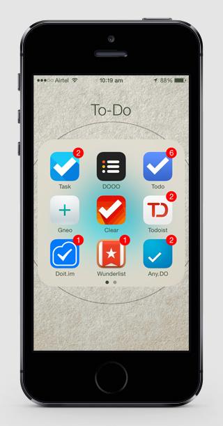 Las mejores aplicaciones para hacer para iPhone