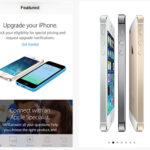 La aplicación Apple Store se actualizó con un diseño completamente nuevo antes del lanzamiento del iPhone 6, finalmente disponible para los usuarios de iPad fuera de los EE. UU.