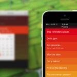 La aplicación To-Do Clear para iOS se actualizará con recordatorios el próximo mes
