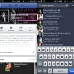 La actualización 6.3 de Facebook agrega una marca de verificación azul para facilitar la búsqueda de celebridades y marcas verificadas