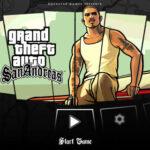 Grand Theft Auto: San Andreas ya está disponible en la tienda de aplicaciones [Update: Available in the US App Store]