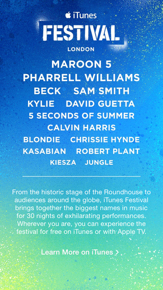 Festival de iTunes