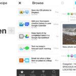 La aplicación IFTTT para iPhone llega a la App Store e incluye nuevos canales para fotos, contactos y recordatorios