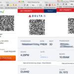 La violación de seguridad permite que algunos pasajeros de Delta accedan a las tarjetas de embarque de otros