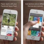 Aplicación de Facebook Paper actualizada con un mejor intercambio de fotos y más