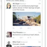 """Twitter lanza """"Mientras estás fuera"""" en la línea de tiempo de bienvenida"""