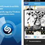 Shazam actualizado con vistas previas de Twitter, reconocimiento de canciones más rápido para dispositivos más antiguos
