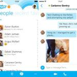 Skype anuncia una nueva función de terminal activa;  solo enviará notificaciones de chat al dispositivo que está utilizando actualmente