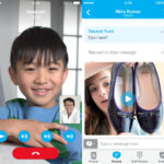 La actualización de Skype trae una nueva apariencia a iOS 7