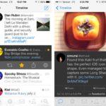Tapbots lanza Tweetbot 3 para iPhone con un nuevo diseño de iOS 7