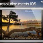 La aplicación Ultrakam te permite grabar videos 2K en tu iPhone 5s