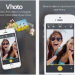 Vhoto es una nueva aplicación que busca tus videos y encuentra fotos mágicas