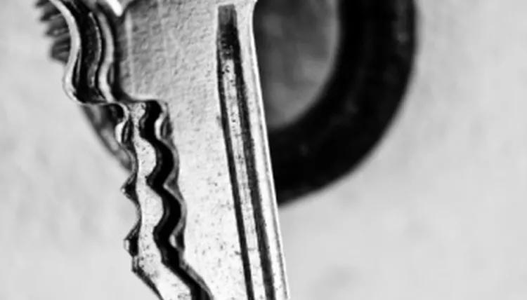Manualidades con llaves antiguas