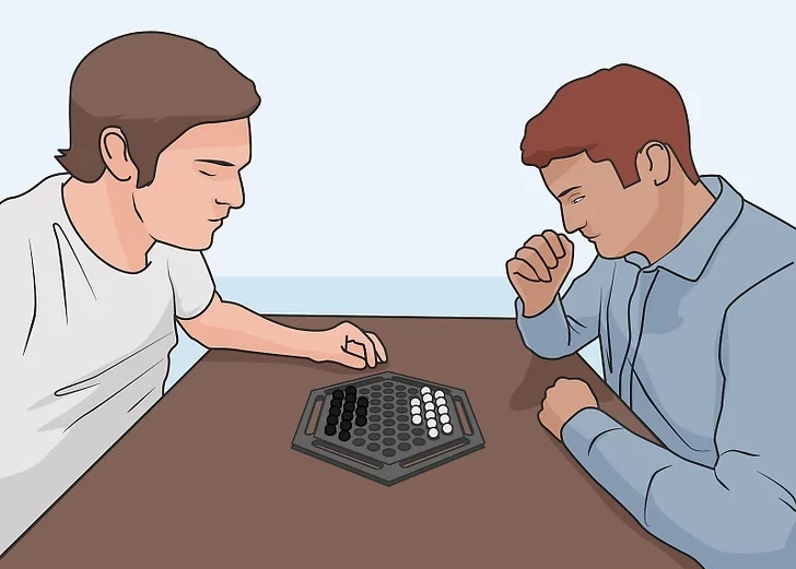 Reglas del juego Abalone