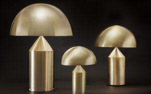Cómo eliminar las manchas en las lámparas de latón