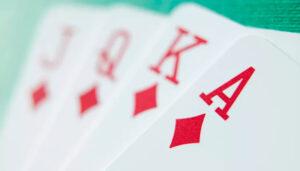 Juegos de probabilidad con cartas